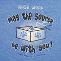 Nose Work - May the Source Be With You