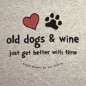 Old Dogs and Wine Just Get Better With Time